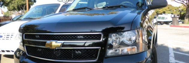 Chevrolet Tahoe LTZ 2012: Test Drive