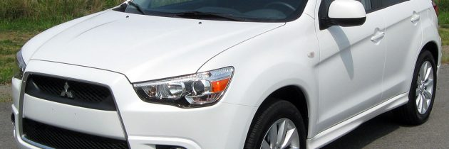 Mitsubishi Outlander 2012: in a Search of Efficiency