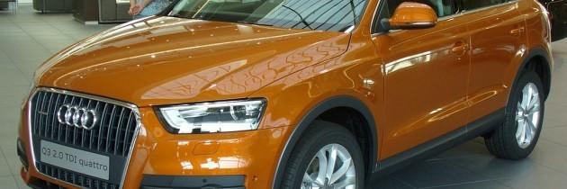 AUDI Q3 review – Fine, elegant, classy