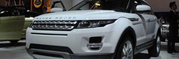 Range Rover Evoque 2.2 SD4 4WD: Test