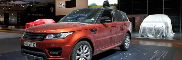 Range Rover Sport Autobiography 2014 Review