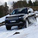Range Rover Vogue TDV6 Vs Mercedes-Benz GL350 BlueTec