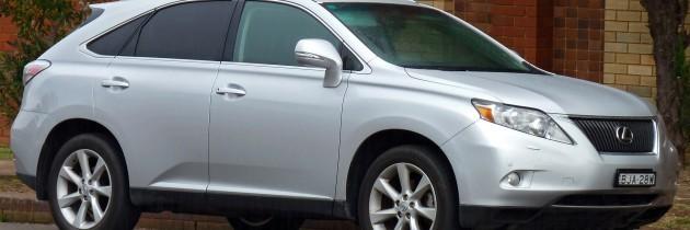 Lexus 2014 RX 350 F SPORT Review