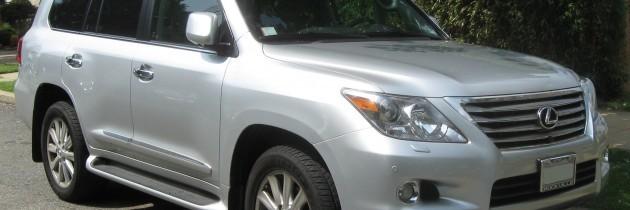Lexus LX 570 2014 Review