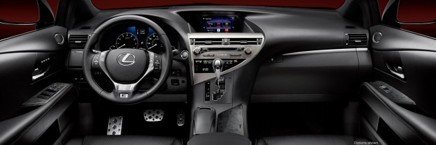 Best 2014 Luxury Crossover SUVs