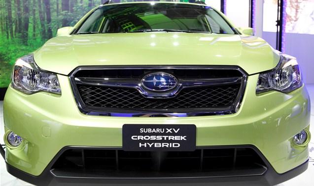 Subaru 2014 XV crosstrek hybrid