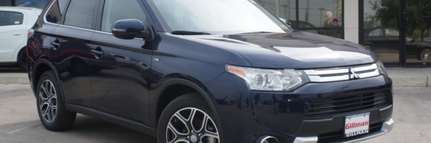 Mitsubishi Outlander SE S-AWC 2015 Review