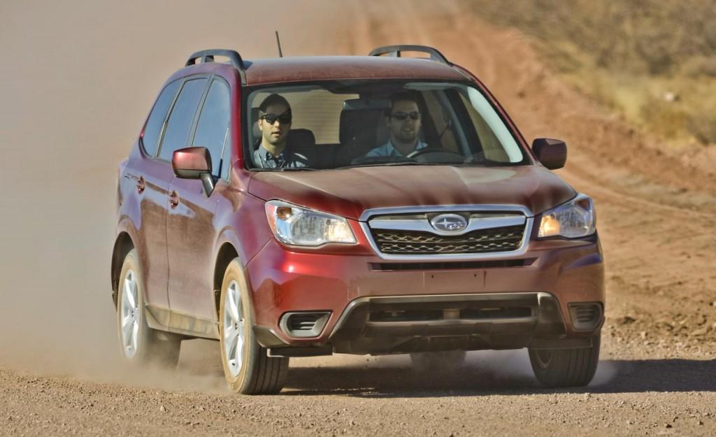 Subaru Forester 2014 2.0 XT Premium
