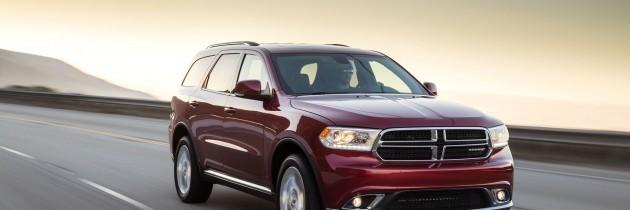 2014 Dodge Durango Limited Review