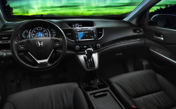 2014 Honda CR-V 2