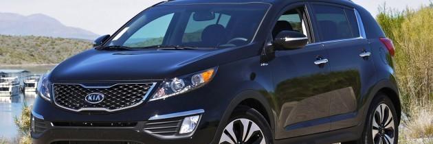2014 KIA Sportage SX Review