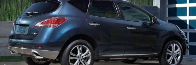 2014 Nissan Murano SV Review