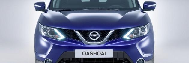 2014 Nissan Qashqai TS Review