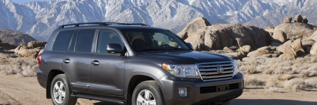 2014 Honda Pilot vs 2014 Toyota Land Cruiser