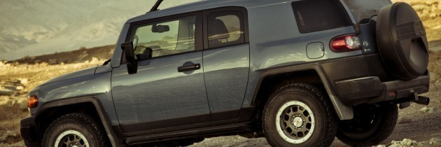 2014 Toyota FJ Cruiser 4X4 Review