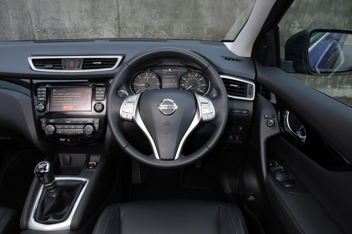 Nissan Qashqai 2014 2