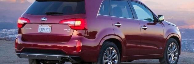 2014 KIA Sorento LX 4DR LV Review