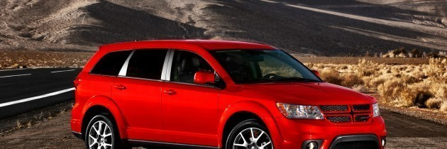 2014 Dodge Journey Vs 2014 Ford Edge