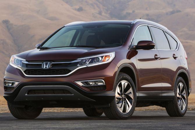 2015 Honda CR-V  2