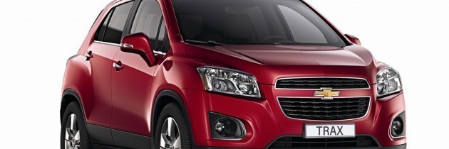 Chevrolet Trax 2014 Review