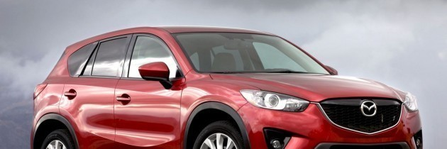 2015 Kia Sportage Versus 2015 Mazda CX-5