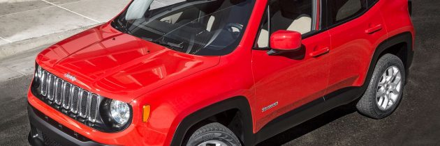 A Closer Look At The 2016 Jeep Renegade
