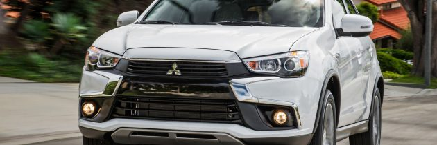 Mitsubishi Outlander Sport 2016 Review