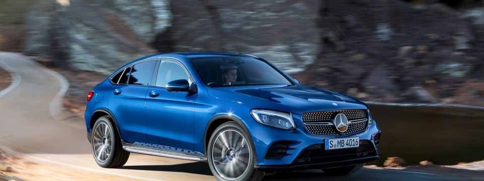 2017 Mercedez.Benz GLC Coupe Review