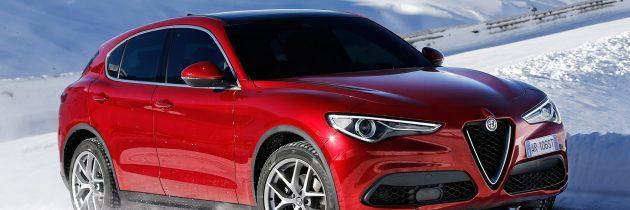 2017 Alfa Romeo Stelvio SUV Review