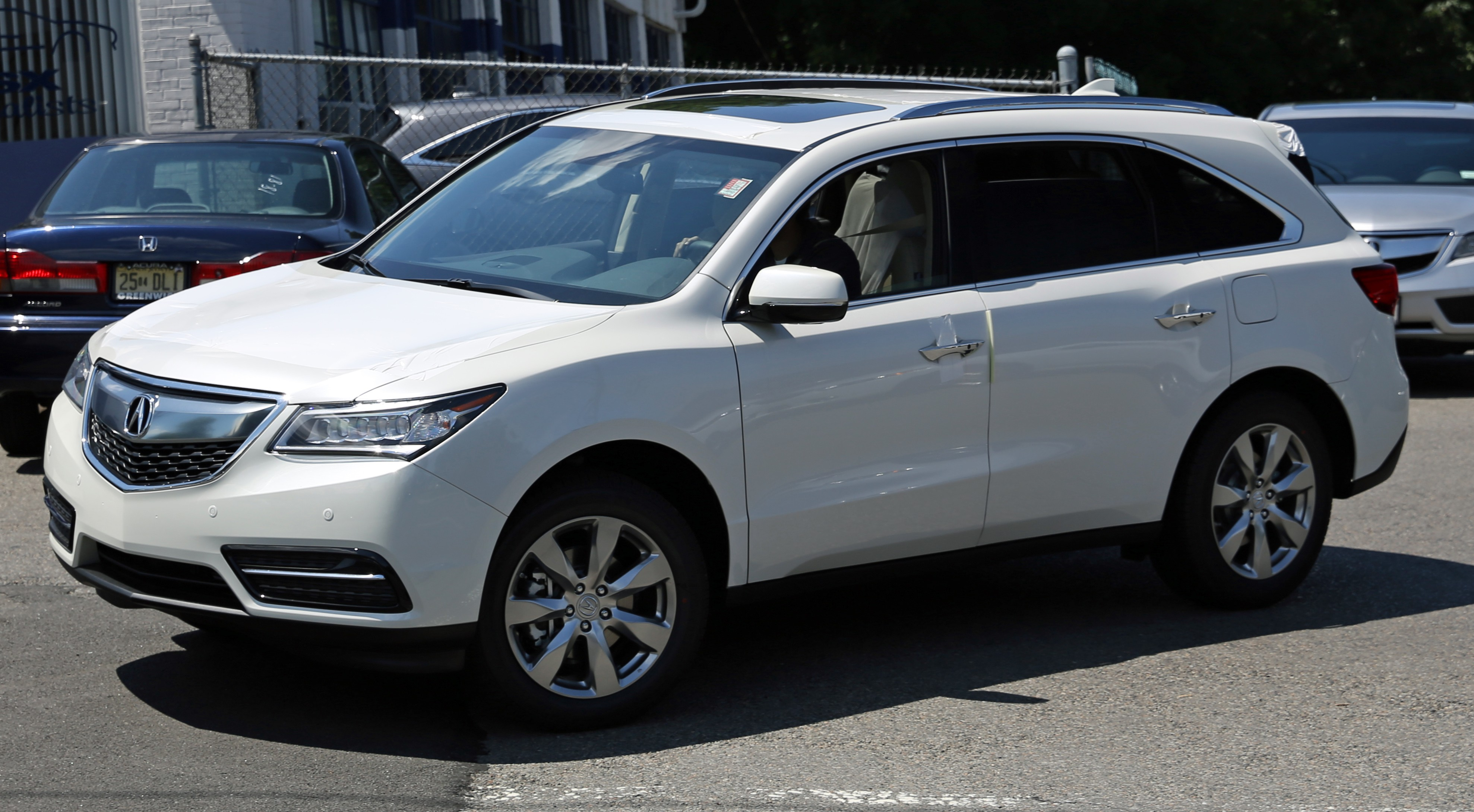 Acura Mdx 2014 Review Suv Blog