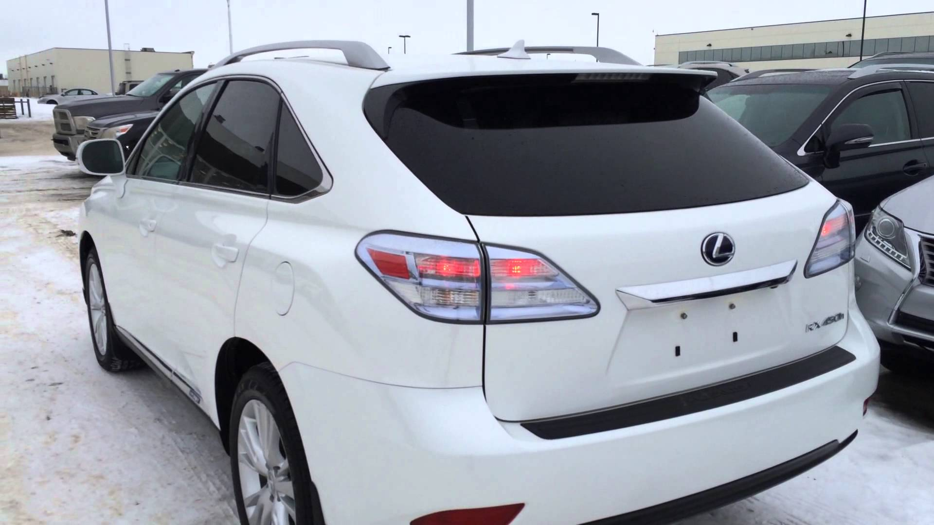 The 2012 Lexus Rx 450h Hybrid Suv Is As Popular As Ever Suv Blog